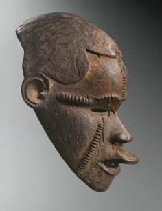 Masque, Idoma méridionaux, Nigeria - Sothebys