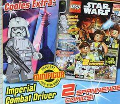 LEGO Star Wars Magazine : Encore une minifig avec le numéro de mars 2017: Après Kanan Jarrus qui a débloqué en janvier le compteur… #LEGO