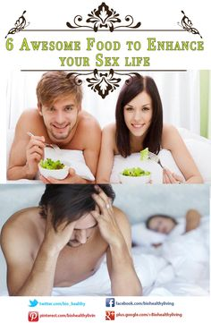 6 Awesome Food to Enhance your Sex life ~ Bio Healthy Food Blog