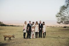 Leigh & Brad {wedding} - MODERN HEARTS - Cape Town Wedding Photographers