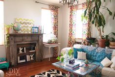 eclectic cottage craft room | hallways Archives | DIY Show Off ™ - DIY Decorating and Home ...