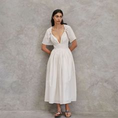 The 10 Best Sustainable Luxury Fashion Brands for 2021 Fashion Brands, Luxury Fashion, Eco Clothing, Slow Fashion, Sustainable Fashion, Sustainability, Ready To Wear, White Dress, Stylish