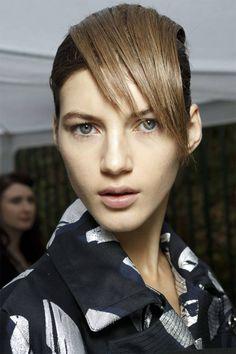 6 new ways to wear bangs: