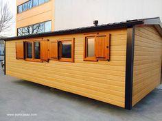 Arquitectura de Casas: Prefabricadas en España viviendas Eurocasas.