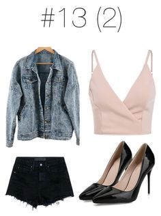 """""""Untitled #286"""" by trendsette on Polyvore featuring Alexander Wang"""