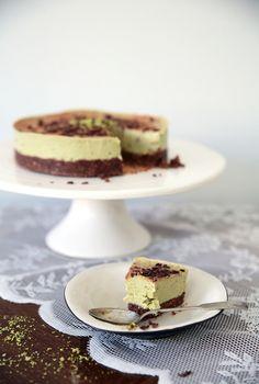 lovelovelove - raw lime chocolate cake