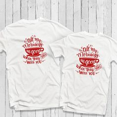 84739cdb93 Couple T-Shirts. Couple Banner. King and Queen Couple T-Shirts +