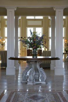 Habersham Plantation - a fine woodworking company based in GA    Habersham Home | Gracious Living Habersham Valencia Table