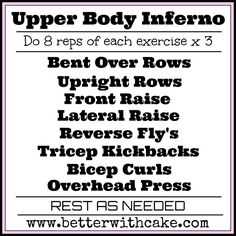 """A 20 Minute Upper Body Workout & A Dark and Delicious """"Ginger Ninja"""" Super Smoothie A 20 Minute Upper Body Workout & A Dark and Delicious """"Ginger Ninja"""" Super Smoothie,Exercise Ideas A 20 Minute. Outdoor Workouts, Fun Workouts, At Home Workouts, Lifting Workouts, Lose Body Fat, Body Weight, Weight Loss, Body Workout At Home, Strength Workout"""