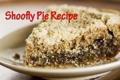 Shoofly Pie Recipe - a traditional PA Dutch dessert!