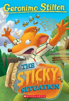 """Read """"The Sticky Situation (Geronimo Stilton by Geronimo Stilton available from Rakuten Kobo. Geronimo and Trap decide to start making organic honey with the help of some beekeepers. Geronimo Stilton, March 3rd, Fright Night, Chapter Books, Any Book, Bee Keeping, Free Reading, Reading Online, Books Online"""