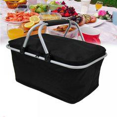 Folding Picnic Bag  Price: $ 25.24 & FREE Shipping  #diy #homestyle #picoftheday #details #manziljamil #wood #kitchen #photooftheday