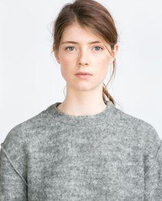 女士针织衫 | ZARA 中国