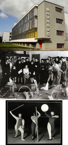 Bauhaus Bauhaus Art, Walter Gropius, Ludwig Mies Van Der Rohe, Design Movements, Famous Architects, History Projects, Art Plastique, Artist At Work, Art Cars