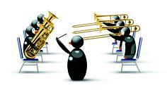 Penguin Orchestra!
