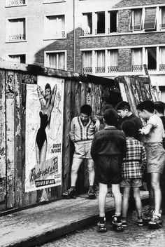 René Maltête :: rue ortolan, ca. 1960 (detail), from Paris, portrait of a city