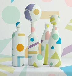 Geometric pattern by Judy Kaufmann The Hello Pattern Collection By Judy Kaufmann