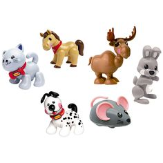 Tolo Toys Animal First Friends at The Alzheimer's Site