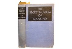 $55 The Secret Museum of Mankind - One Kings Lane - Vintage & Market Finds - Travel & Leisure-Books