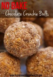 What is not to love about these Chocolate Crunchie Balls, they are soft and rich and texture with hits of honeycomb throughout.They are great for a sweet treat and perfect to take as a plate to a function or party. Xmas Food, Christmas Cooking, Chocolate Balls Recipe, Chocolate Truffles, Baking Recipes, Dessert Recipes, Baking Tips, Christmas Recipes, Snack Recipes