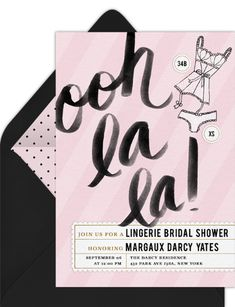 11 Virtual Bridal Shower Invitations That Aren't Tacky | Emmaline Bride Online Invitation Maker, Wedding Invitations Online, Create Invitations, Bachelorette Party Invitations, Unique Invitations, Engagement Party Invitations, Invites, Bridal Lingerie Shower, Bridal Shower Favors