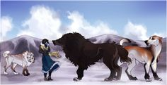 Epic Stare Down by DramaticalDogs on DeviantArt