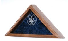 Army Burial Flag Case | Flag Display Cases, Burial Flag Frames, Flag Medal