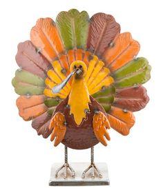 Another great find on #zulily! Turkey Figurine #zulilyfinds