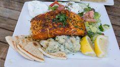 Daily fresh fish in Sithonia taverns