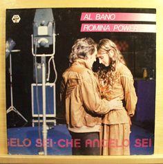 AL BANO & ROMINA POWER - Che Angelo Sei - Vinyl LP - Rare Italo Disco Pop