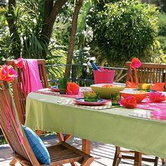 Garten Terrasse Wohnideen Möbel Dekoration Decoration Living Idea Interiors home garden - Gartenmöbel
