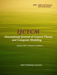 The International Journal of Control Theory and Computer Modelling (IJCTCM) is a bi-monthly open access peer-reviewed journal that publishes articles which contribute new results in all areas of Control Theory and Computer Modelling. The journal focuses on all technical and practical aspects of Control Theory and Computer Modelling.