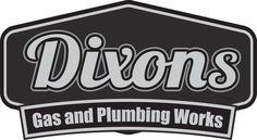 Dixons Gas and Plumbing Works Logo - Gas Safe Plumber in Milton Keynes