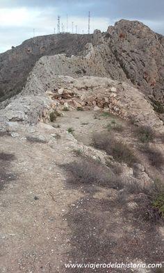 imagen de aljibe en el Castillo de Salvatierra, Villena, Alicante…