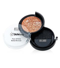 The easiest (and sexiest!) path to an endless summer? This all-over, all-year, instant-tan powder. Buildable and healthied-up with skin-nourishing macadamia nut oil, Tantastic can be swirled and swept from head to toe for a lasts-forever, high-shimmer glow.