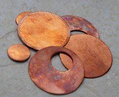 Transform your copper components for little cost - tutorial
