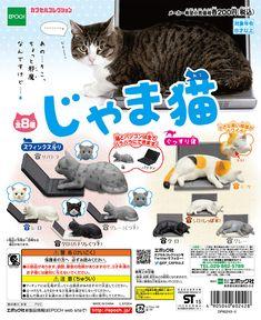 じゃま猫 | カプセルコレクション