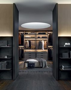Fifty Shades Of Dandy Living Luxury Wardrobe, Luxury Closet, Walk In  Wardrobe, Perfect