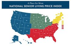 A Place for MomLaunches National Senior Living Price Index