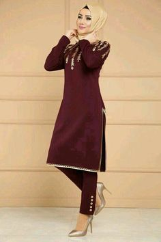 Modest Fashion Hijab, Abaya Fashion, Fashion Dresses, Muslim Women Fashion, Islamic Fashion, Hijab Evening Dress, Hijab Fashionista, Indian Gowns Dresses, Hijab Fashion Inspiration