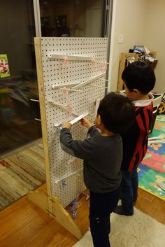 Tinkering at home: Marble Machines | The Tinkering Studio