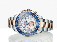 9d5bb36edc5 The Oyster Perpetual Yacht-Master II is a unique regatta chronograph that  gives both experienced yachtsmen and enthusiasts that essential racing edge.