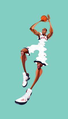 Kevin Durant -------------NBA #Sports #Team USA