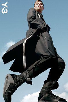Y-3 Fall Winte#Menswear #Trends #Tendencias