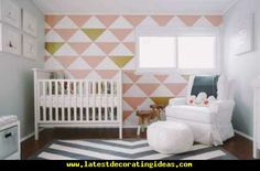 20 Friendly And Modern Day Nursery Room Design Suggestions - http://www.latestdecoratingideas.com/20-friendly-and-modern-day-nursery-room-design-suggestions.html