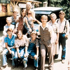 The Waltons / I wanted to be part of their family
