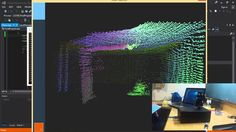 Lidar Scanner – A Spherical Range Finder + Reconstruction in Software 3d Reconstruction, 3d Scanners, Remote Sensing, Graffiti Wallpaper, Arduino, Survival, Electronics, Drones, Geography