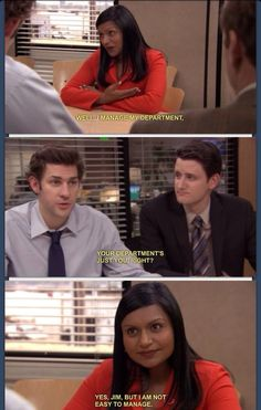 The office - oh Kelly!