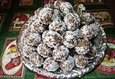 Kókuszgolyó zabpehelyből Health Eating, Low Sugar, Crackers, Vegan Recipes, Vegan Food, Sweet Tooth, Muffin, Paleo, Baking