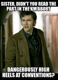 Okay SOOO I'm totally guilty for this but it's David Tennant as the Tenth Doctor!!!